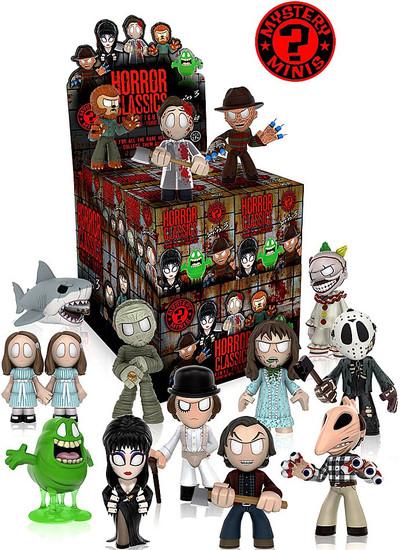 Funko Mystery Minis Horror Classics Series 3 Mystery Box [12 Packs]