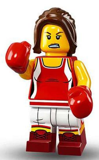 LEGO Minifigures Series 16 Kickboxer Minifigure [Loose]