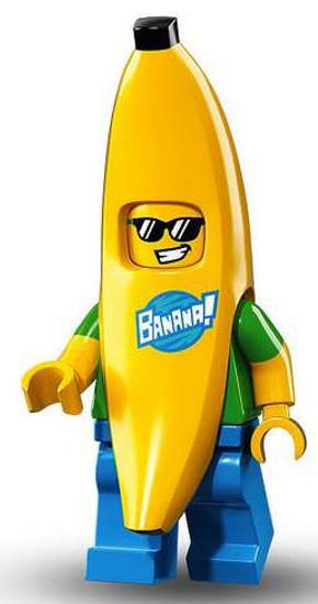 LEGO Minifigures Series 16 Banana Guy Minifigure [Loose]