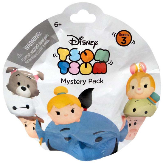 Disney Tsum Tsum Series 3 Mystery Stack Pack [1 RANDOM Figure]