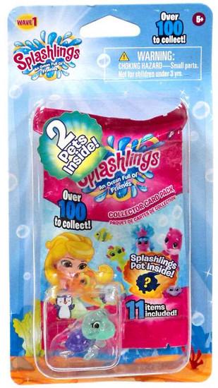 Wave 1 Splashlings Mystery Pack [Bonus Splashling]