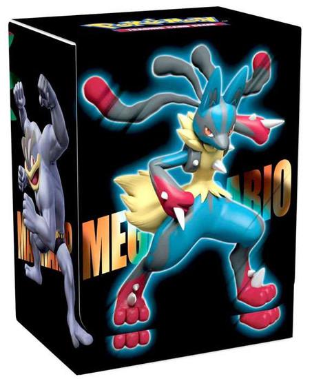 Pokemon Card Supplies Mega Lucario Deck Box