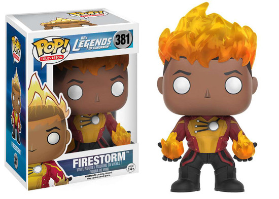 Funko DC Legends of Tomorrow POP! TV Firestorm Vinyl Figure #381