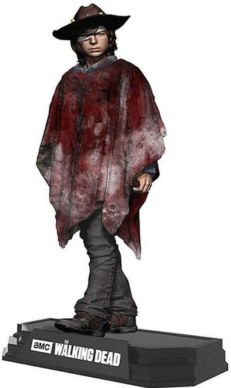 McFarlane Toys The Walking Dead Color Tops Blue Wave Carl Grimes Action Figure #15