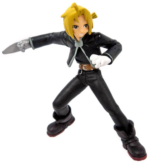 Fullmetal Alchemist Edward Elric PVC Figure