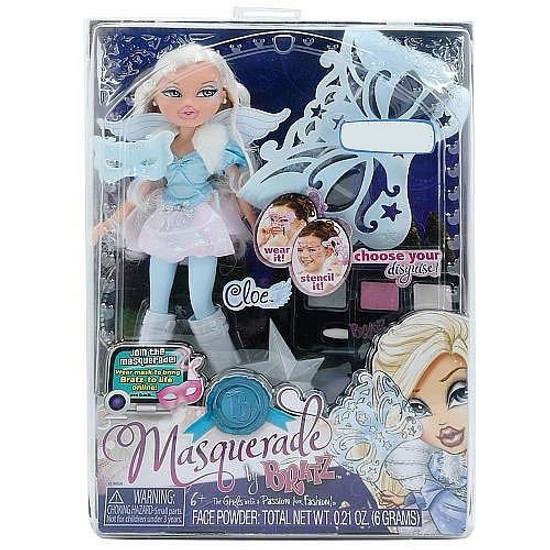 Bratz Masquerade Cloe Exclusive 10-Inch Doll