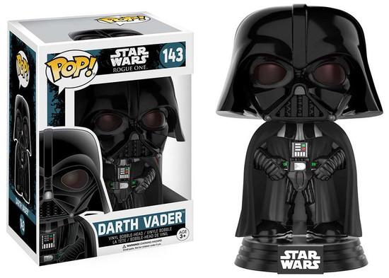Funko Rogue One POP! Star Wars Darth Vader Vinyl Bobble Head #143