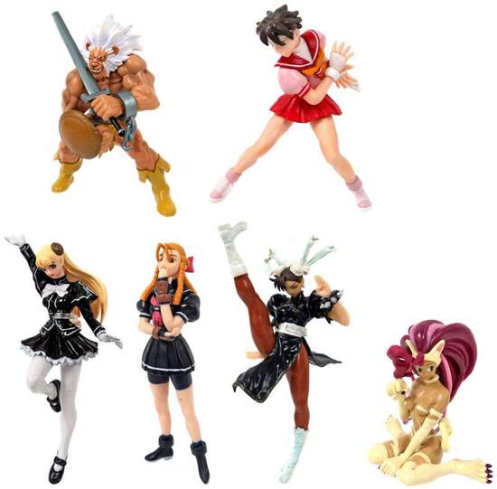 Fighting Jam Capcom Figure Collection PVC Figure Set [Variants]