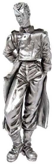Fullmetal Alchemist Maes Hughes PVC Figure [Metallic]