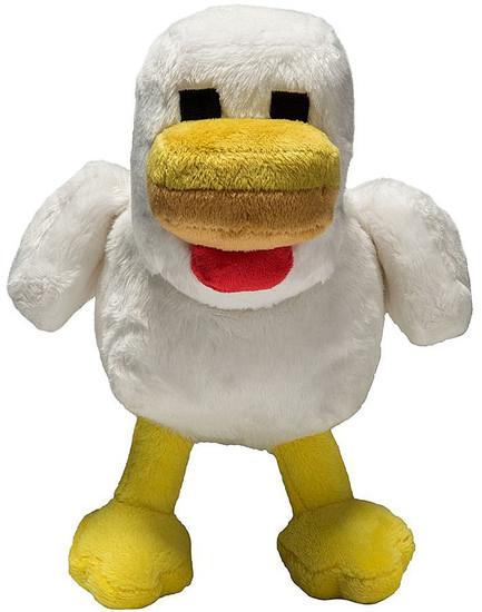 Minecraft Chicken 7.5-Inch Plush