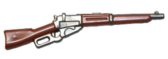 BrickArms M1895 Minifigure Accessory [Overmolded RANDOM Color]