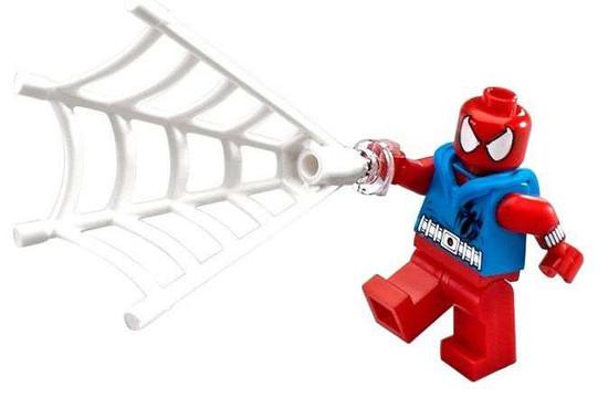 LEGO Marvel Super Heroes Scarlet Spider Minifigure [Loose]