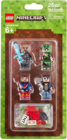 LEGO Minecraft Skin Pack 1 Set #853609