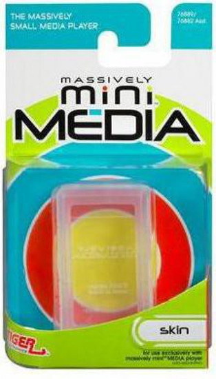 MiniMedia Skin Accessory [Clear Translucent]