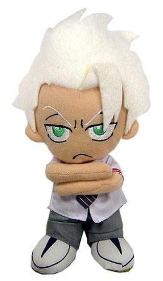 Bleach Series 3 Toushirou 7-Inch Plush Figure [White Shirt]