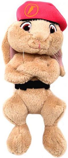 Hop Fluffy 5-Inch Plush Figure [Pink Beret]
