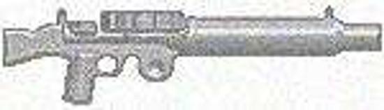 BrickArms Lewis Heavy Machine Gun 2.5-Inch [Silver]
