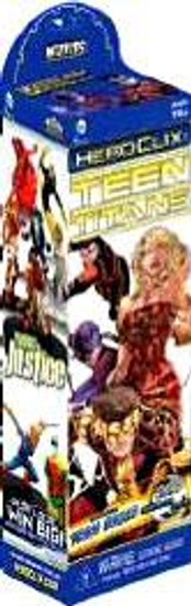 HeroClix Teen Titans Booster Pack [5 RANDOM Figures]