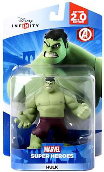 Disney Infinity 2.0 Edition Marvel Super Heroes Hulk Game Figure