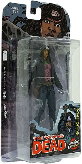 McFarlane Toys The Walking Dead Comic Michonne Exclusive Action Figure [Full Color]