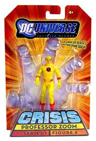 DC Universe Infinite Heroes Crisis Professor Zoom Action Figure #6