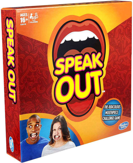 Speak Out Board Game