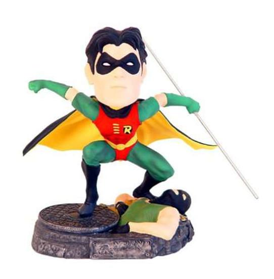 DC Batman Headstrong Heroes Robin Bobble Head