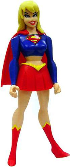 DC Universe Justice League United Supergirl Action Figure [No Package]