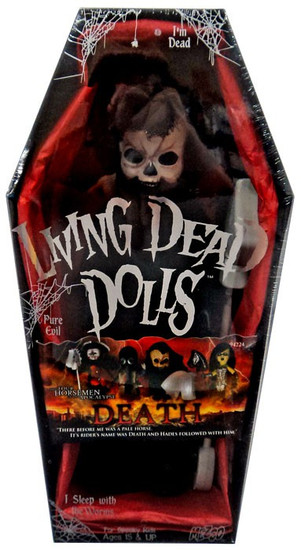 Living Dead Dolls The Four Horsemen Death Doll