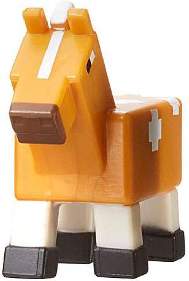 Minecraft Ice Series 5 Palomino Horse Mini Figure [Loose]