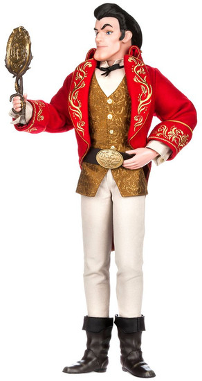 Disney Princess Beauty and the Beast Limited Edition Gaston 17-Inch Doll
