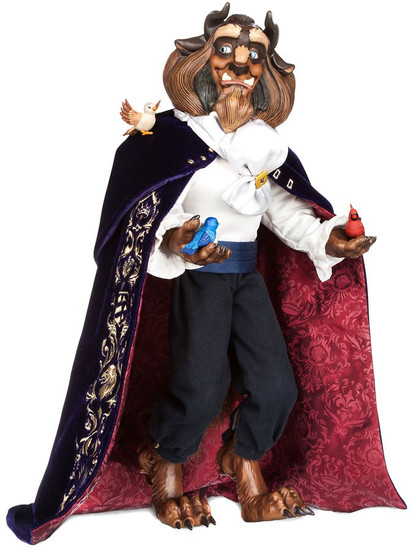 Disney Princess Beauty and the Beast Limited Edition Beast 17-Inch Doll