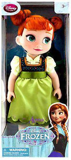 Disney Frozen Anna Toddler Exclusive Doll