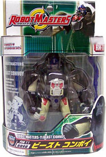 Transformers Japanese Robot Masters Beast Wars Optimus Primal Action Figure RM-11