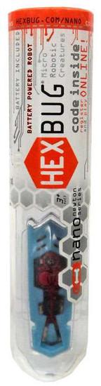 Hexbug Micro Robotic Creatures Newton Nano [Blue & Red]