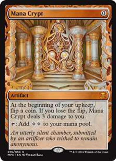 MtG Masterpiece Mana Crypt #16 [Kaladesh Invention]