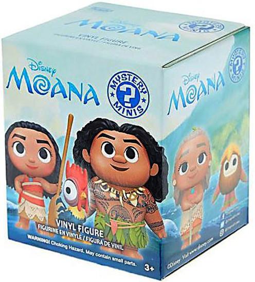 Funko Disney Mystery Minis Moana Mystery Pack [1 RANDOM Figure]