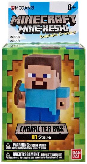 Minecraft Mine-Keshi Steve Character Pack #01