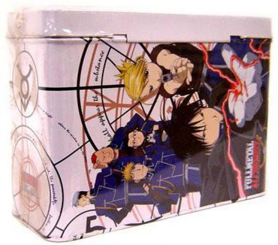 Fullmetal Alchemist Metal Box 2 Captured Souls DVD Collector's Edition #06 [Uncut]