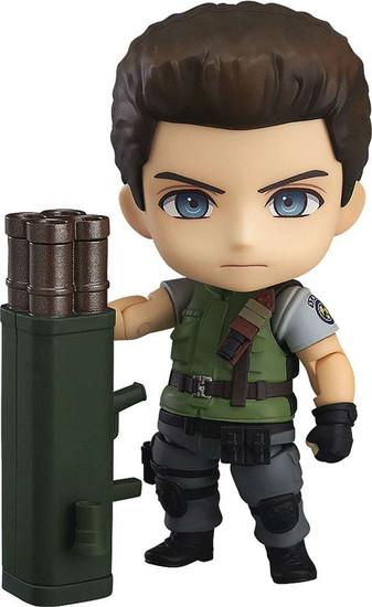 Resident Evil Nendoroid Chris Redfield Action Figure