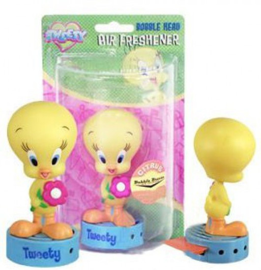 Funko Looney Tunes Bobble Breeze Tweety Air Freshener