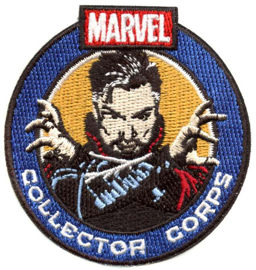 Funko Marvel Collector Corps Doctor Strange Patch
