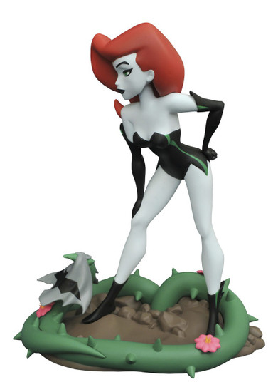 DC Batman The Animated Series Gallery Poison Ivy 9-Inch PVC Figure Statue