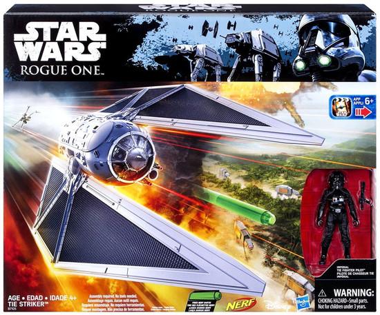 Star Wars Rogue One NERF Tie Striker Vehicle
