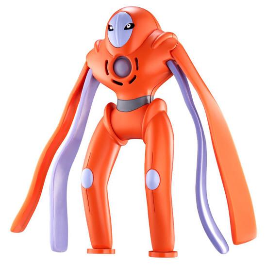 Pokemon Battle Frontier Series 2 Deluxe Electronic Deoxys Action Figure