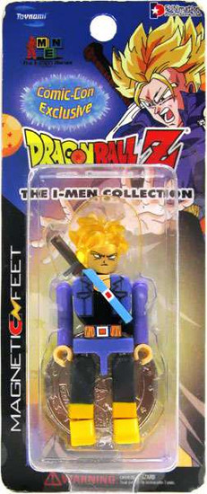 Dragon Ball Super Saiyan Trunks Mini Figure