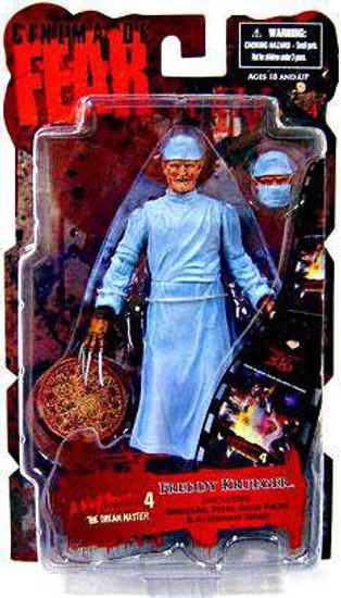 Nightmare on Elm Street Cinema of Fear Series 4 Freddy Krueger Action Figure [Surgeon]