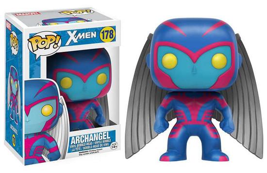Funko X-Men POP! Marvel Archangel Vinyl Bobble Head #178