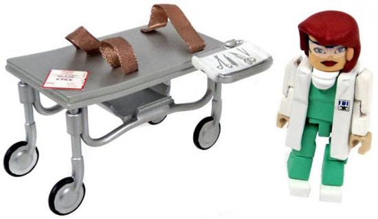 X-Files PALz Series 2 Special Agent Dana Scully Mini Figure [Autopsy Uniform Loose]