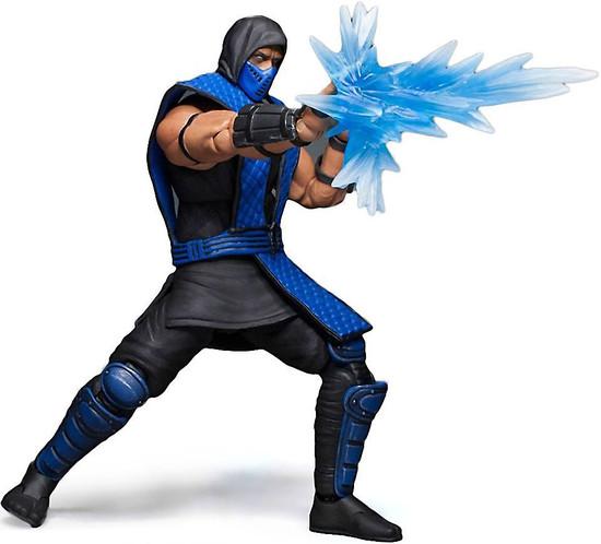 Mortal Kombat Sub-Zero Action Figure